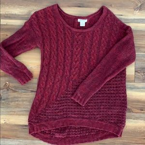 Lucky brand size small sweater